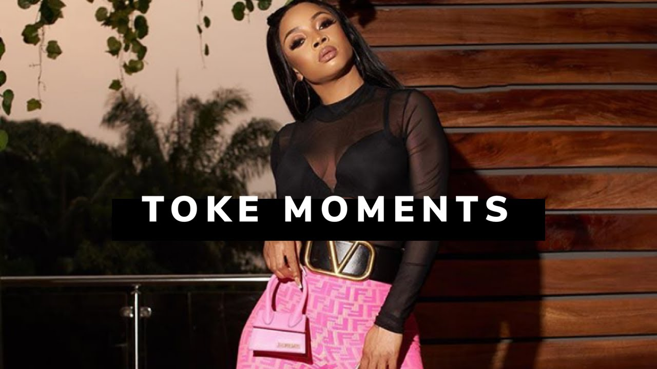 """""""Crimes of Passion"""" is the Very Important Topic Toke Makinwa is discussing on this Episode of """"Toke Moments"""""""