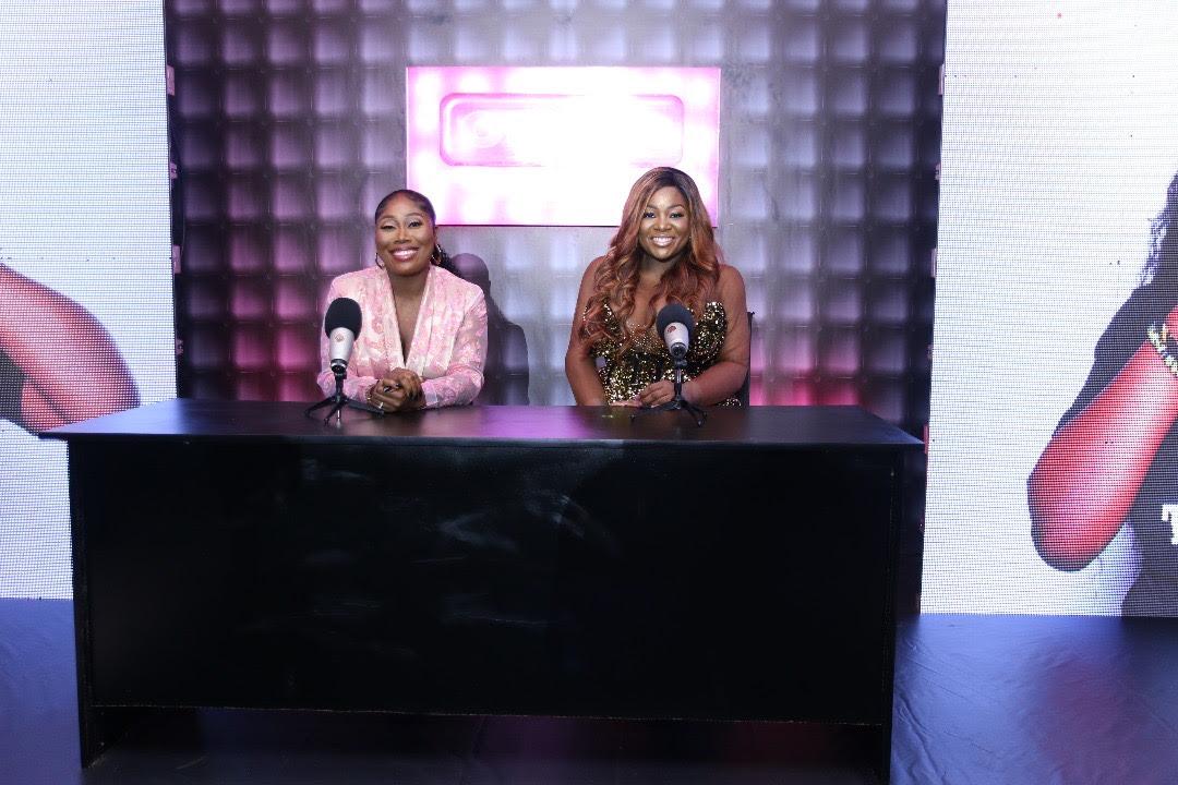 Toke Makinwa, Banky W, Falz came through for Gbemi & Toolz' Exclusive Premiere of the 'OffAir' Show Season 2