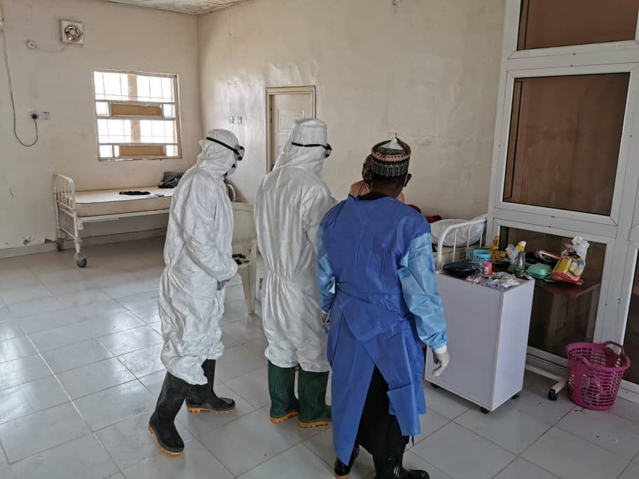 5 News Cases of Coronavirus in Nigeria Bring the Total to 8 | BellaNaija