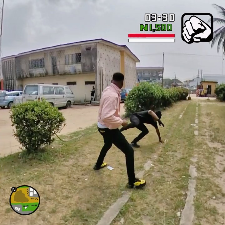 Have You Seen these Clips of GTA: Naija? You're Welcome | BellaNaija