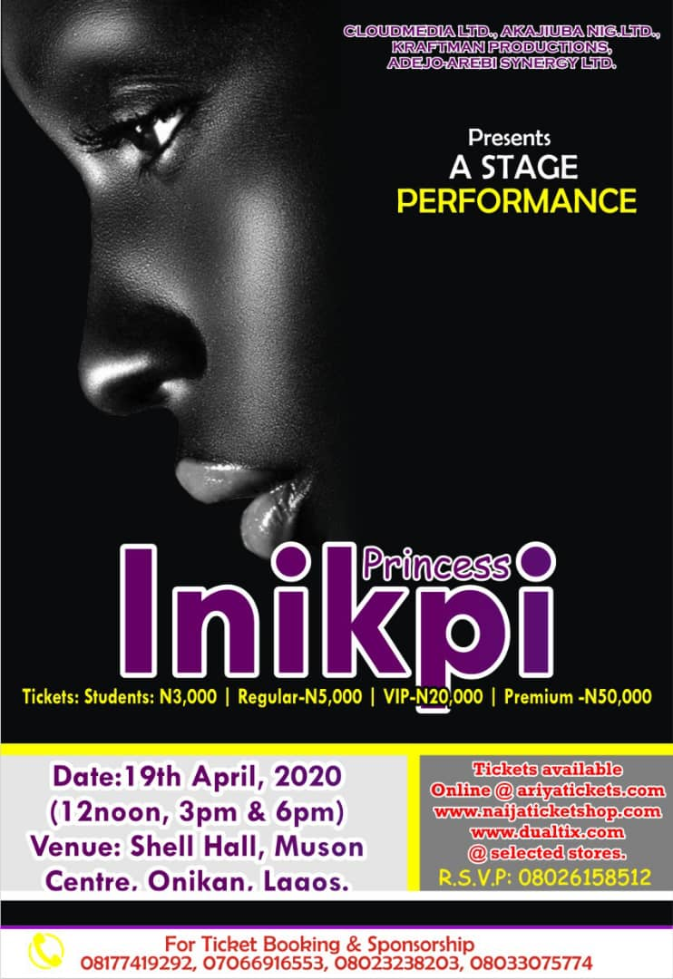 Inikpi Stage Play