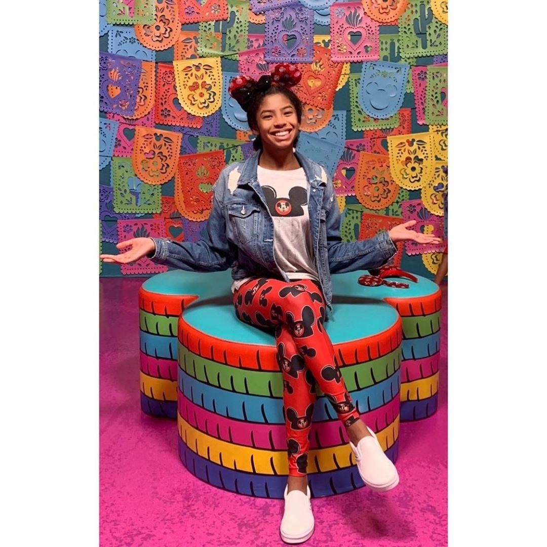 Vanessa Bryant remembers 'sweet baby girl'Gianna Bryant on her 14th birthday