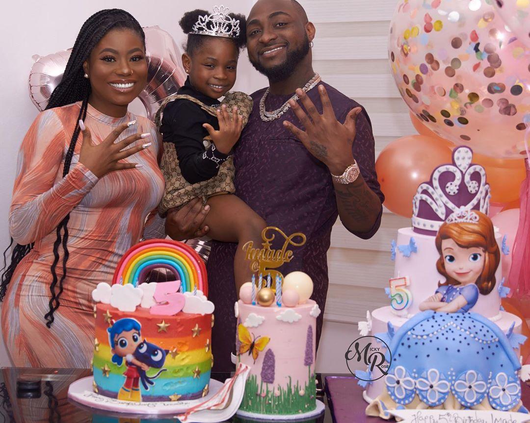 Imade Adeleke had the Best Birthday Surrounded by Friends & Family ?? | BellaNaija
