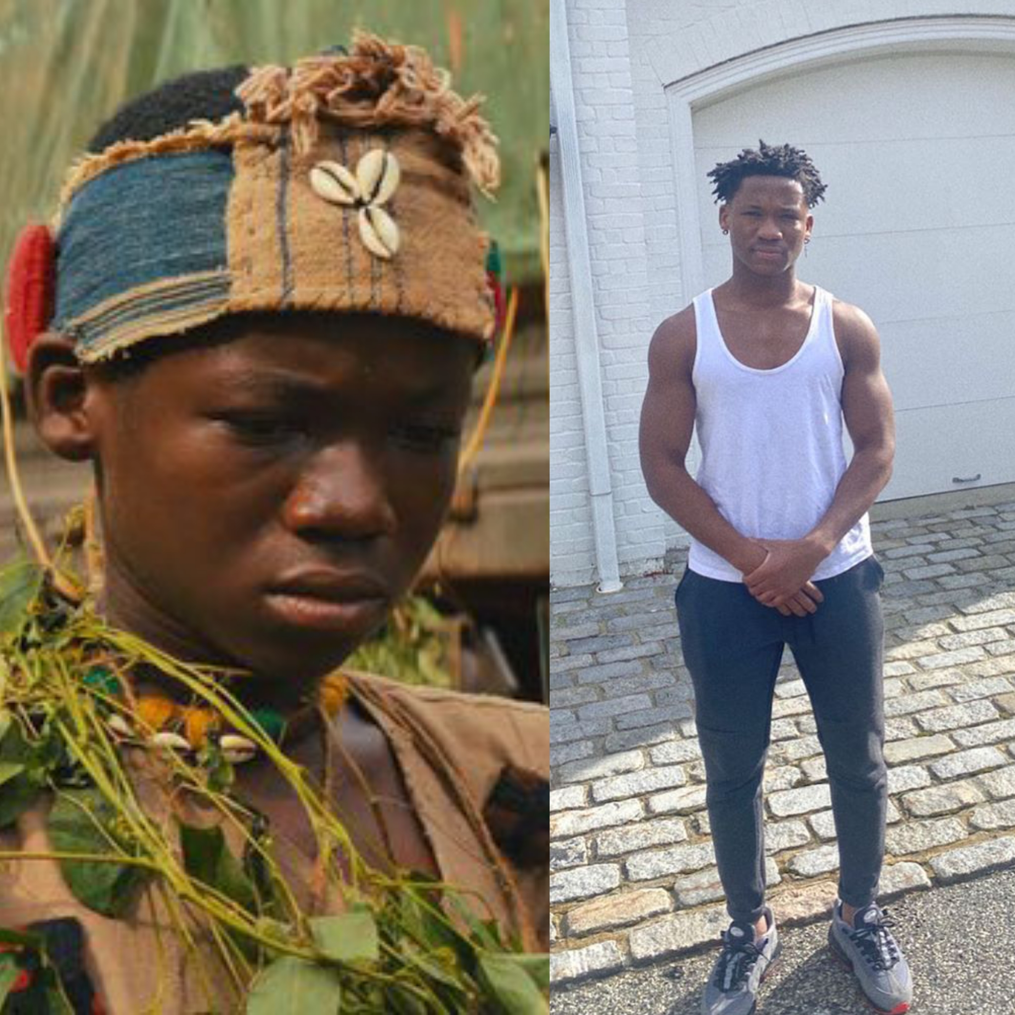"""Remember Abraham Attah, the little boy in """"Beasts of No Nation?"""" This is him Now 