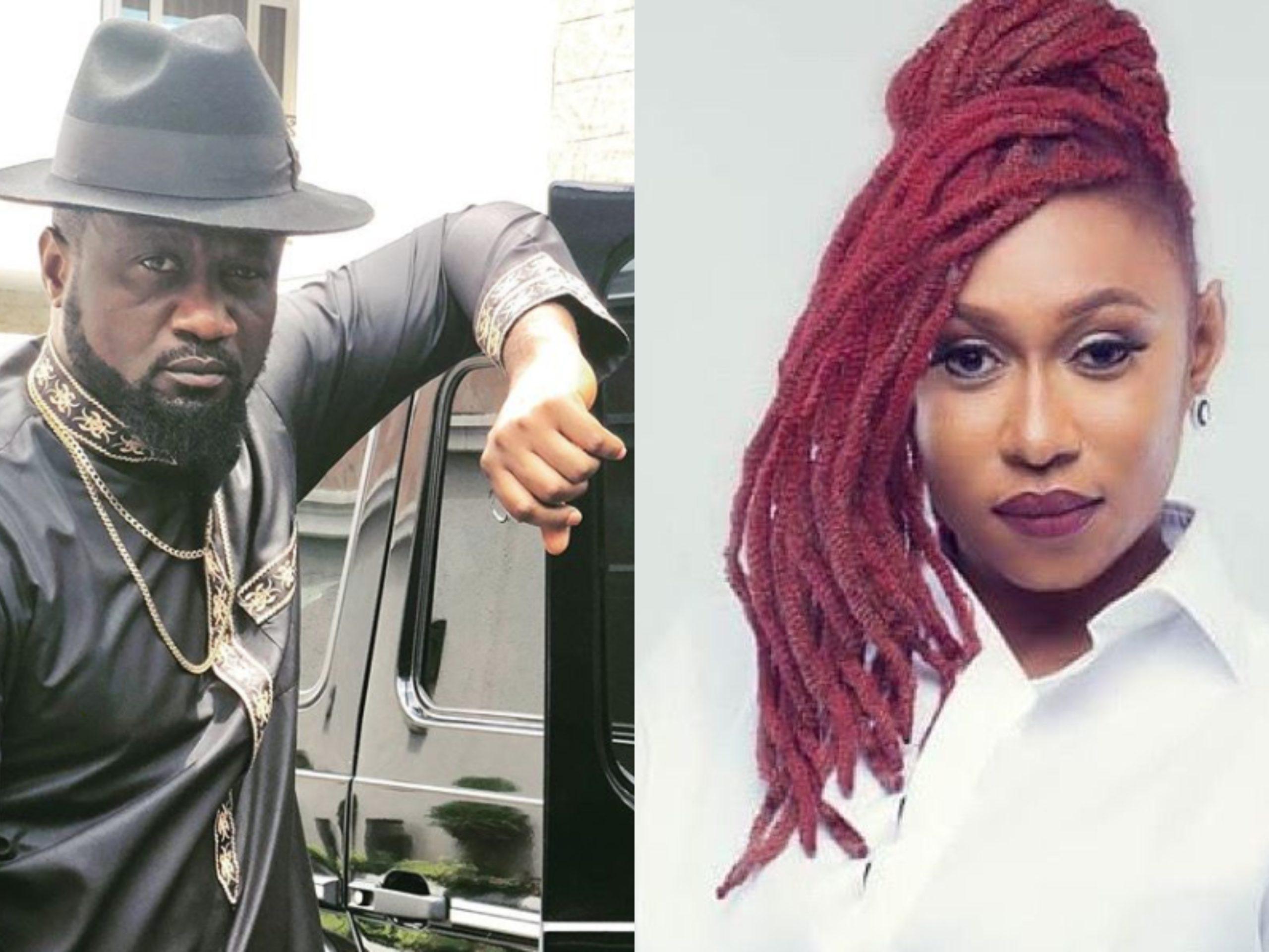 Nigerians bash Cynthia Morgan as Jude Okoye releases contract details