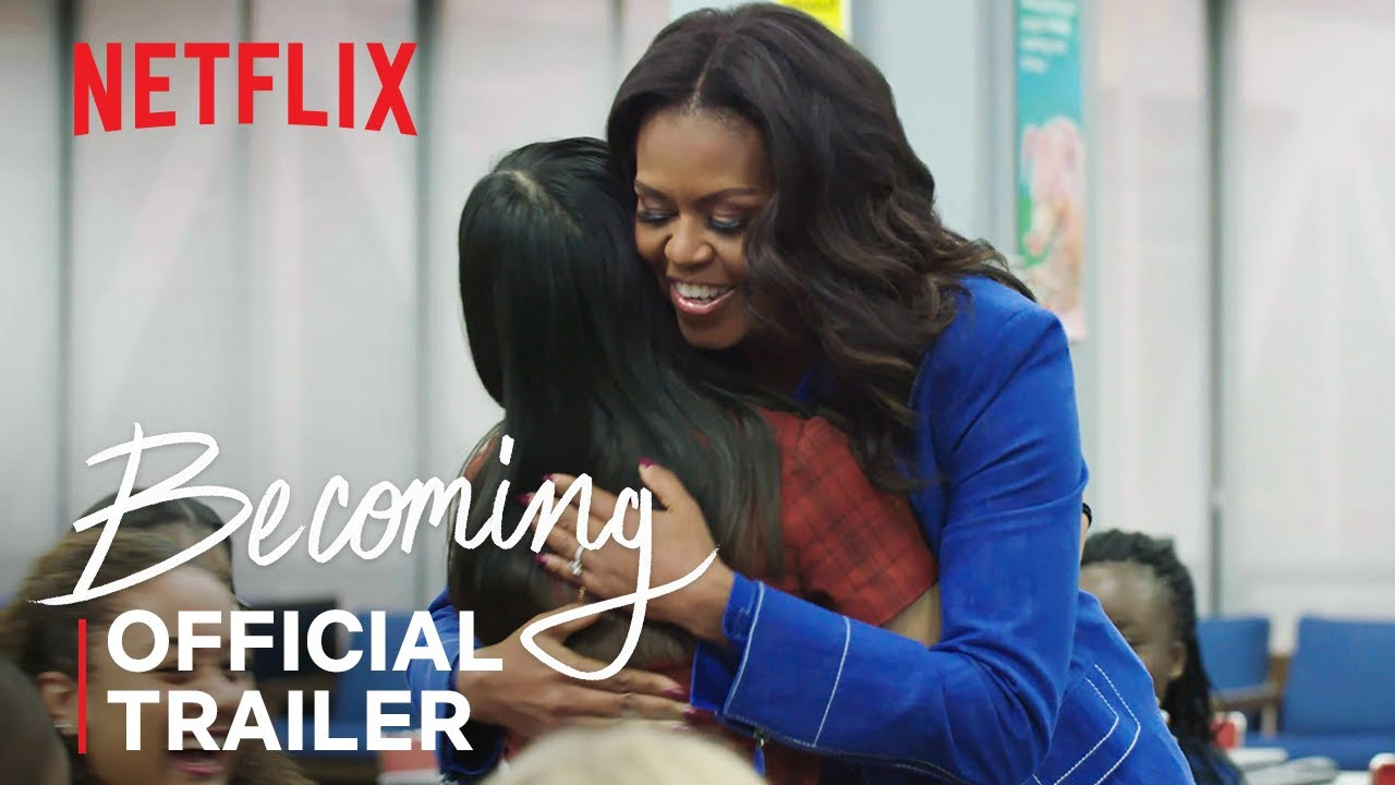 Moments from Netflix's Becoming Documentary That Made Us Miss Michelle Obama