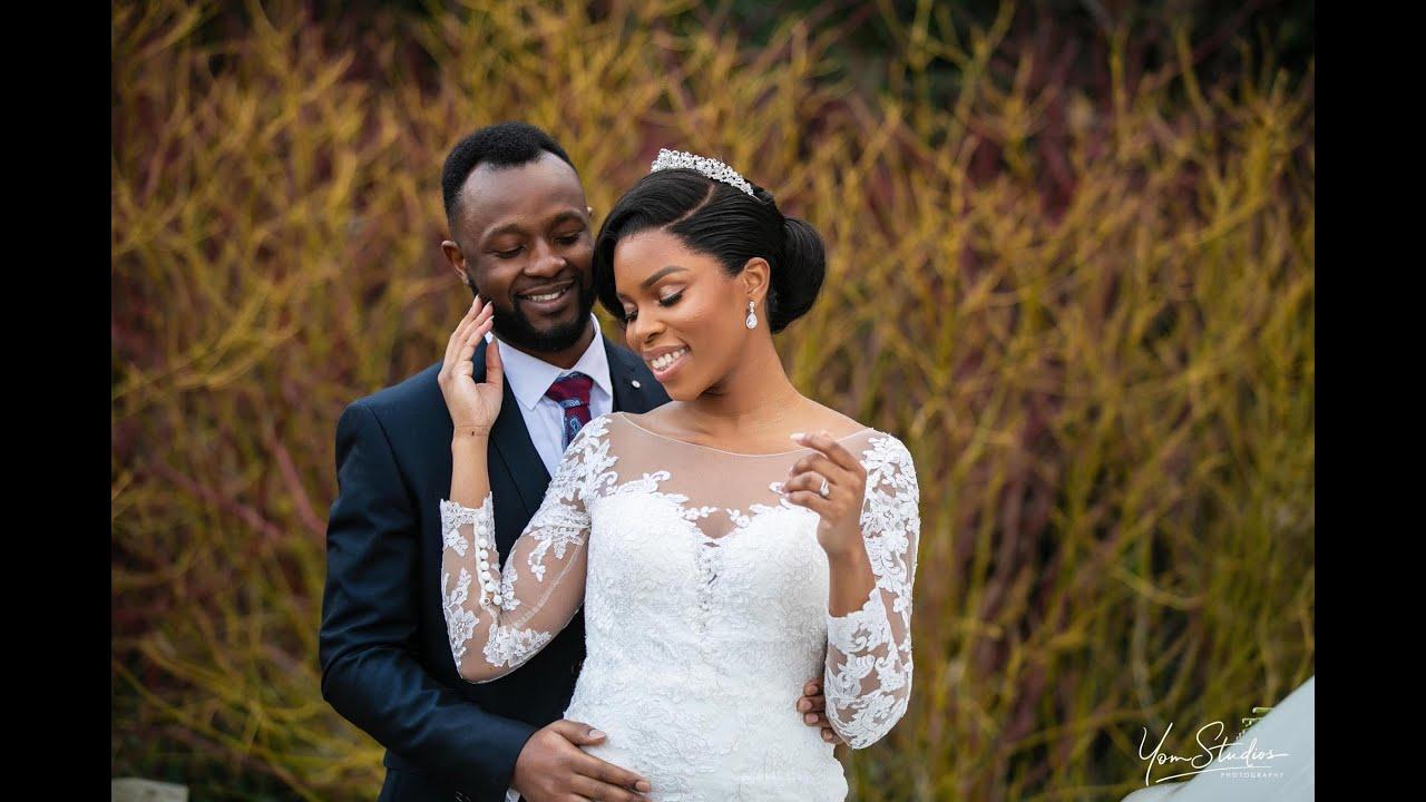 Jessica Sydney Nigerian Zimbawean Wedding.'