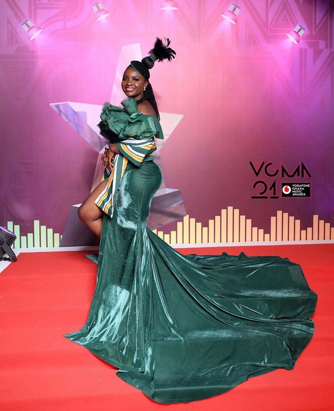 The Red Carpet Of The Vodafone Ghana Music Awards Was Vgma Bellanaija