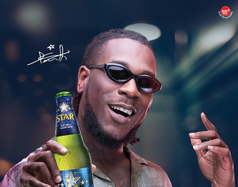 Star Lager Ambassador, Burna Boy's Fifth Album 'Twice As Tall' is a Story of STARdom thumbnail