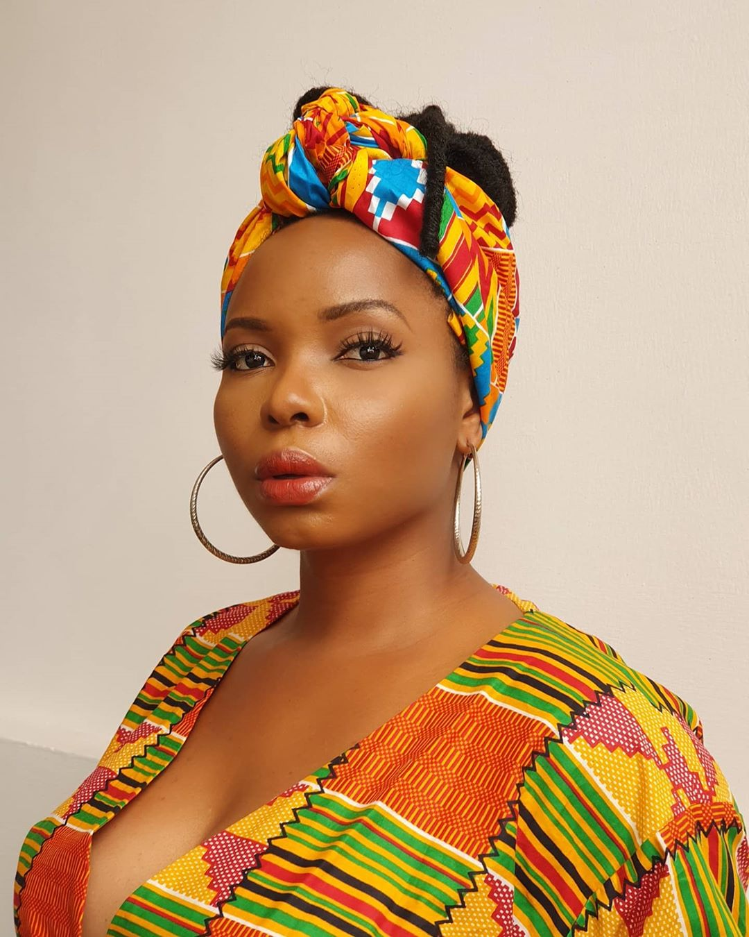 Yemi Alade is the latest Goodwill Ambassador for United Nations Development Programme 👏🏾👏🏾