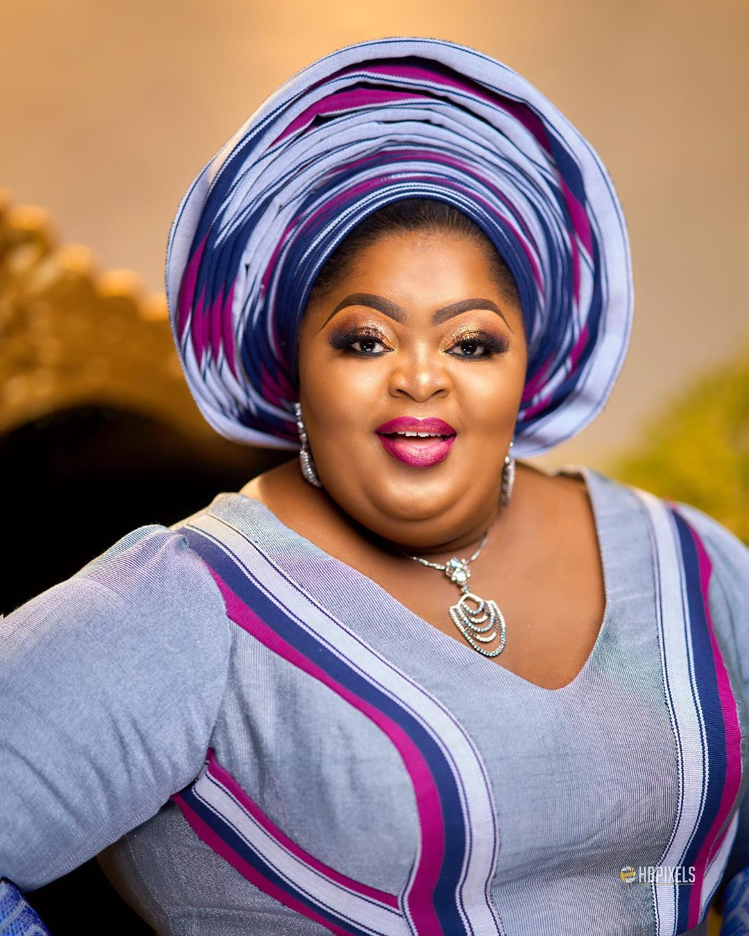 Eniola Badmus debunks claims that she's 44 years old
