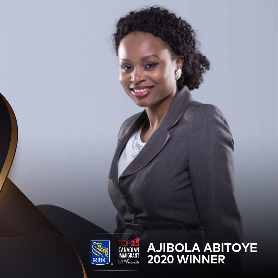 Two Nigerians, Adeola OlubamijiandAjibola Abitoye Make Checklist Of Prime 25 Canadian Immigrants For 2020 119461349 10157141724156415 6205567210552968813 n