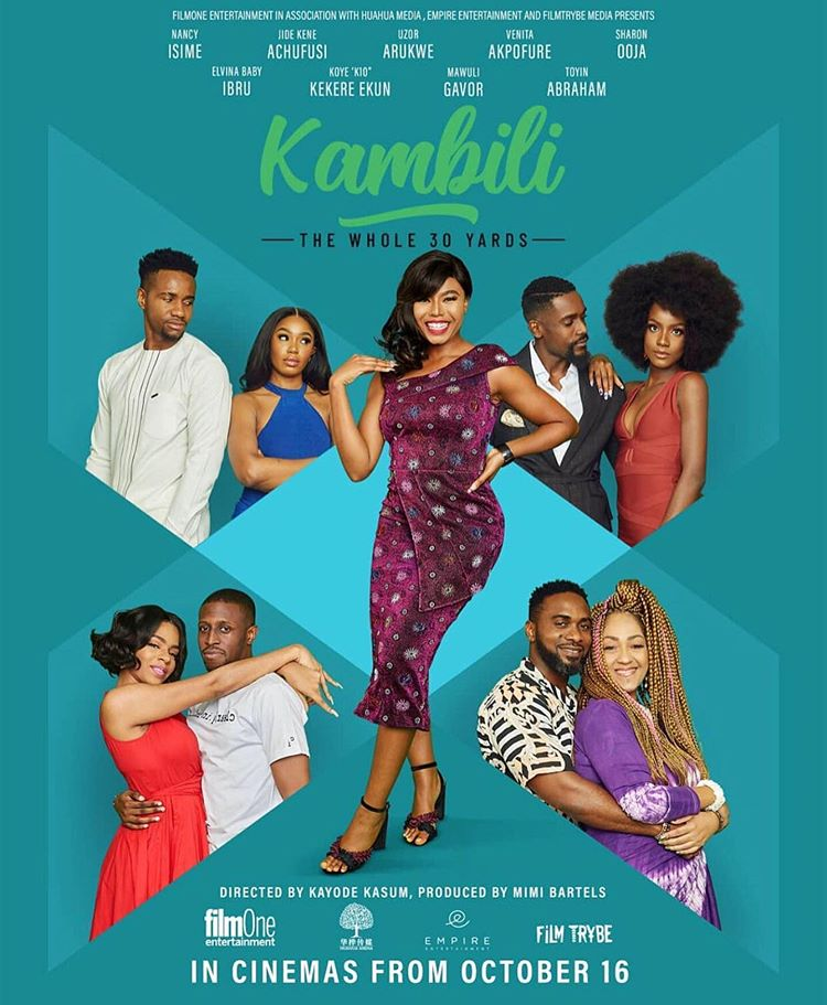 "Oris Aigbokhaevbolo: Nancy Isime Learns that Love is Hard Work in ""Kambili: The Whole 30 Yards"""