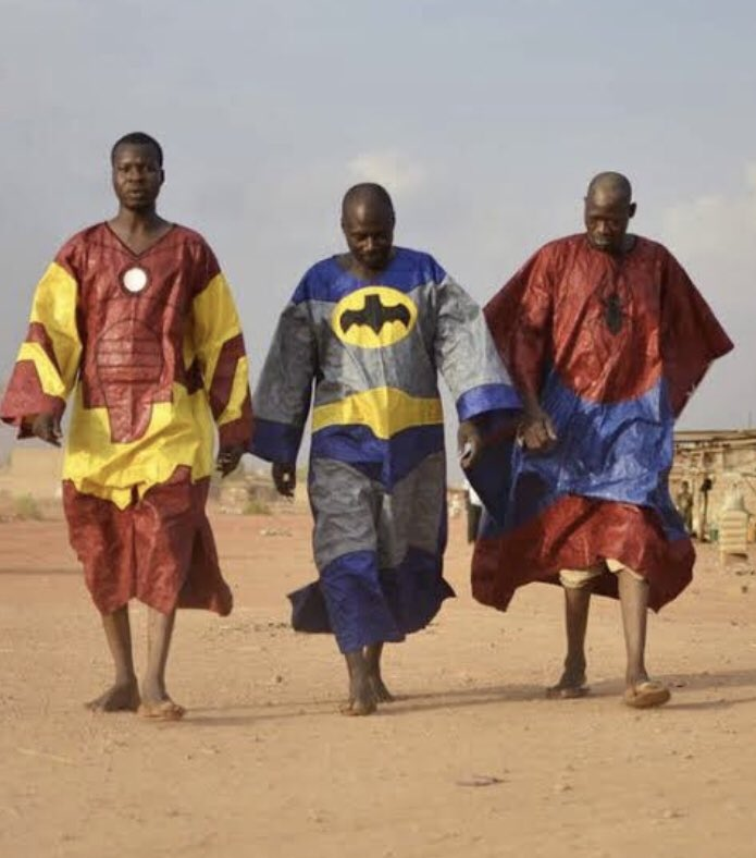 In Case You Were Wondering Why There Are No Superheroes in Nigeria, this Twitter Thread Explains | BellaNaija