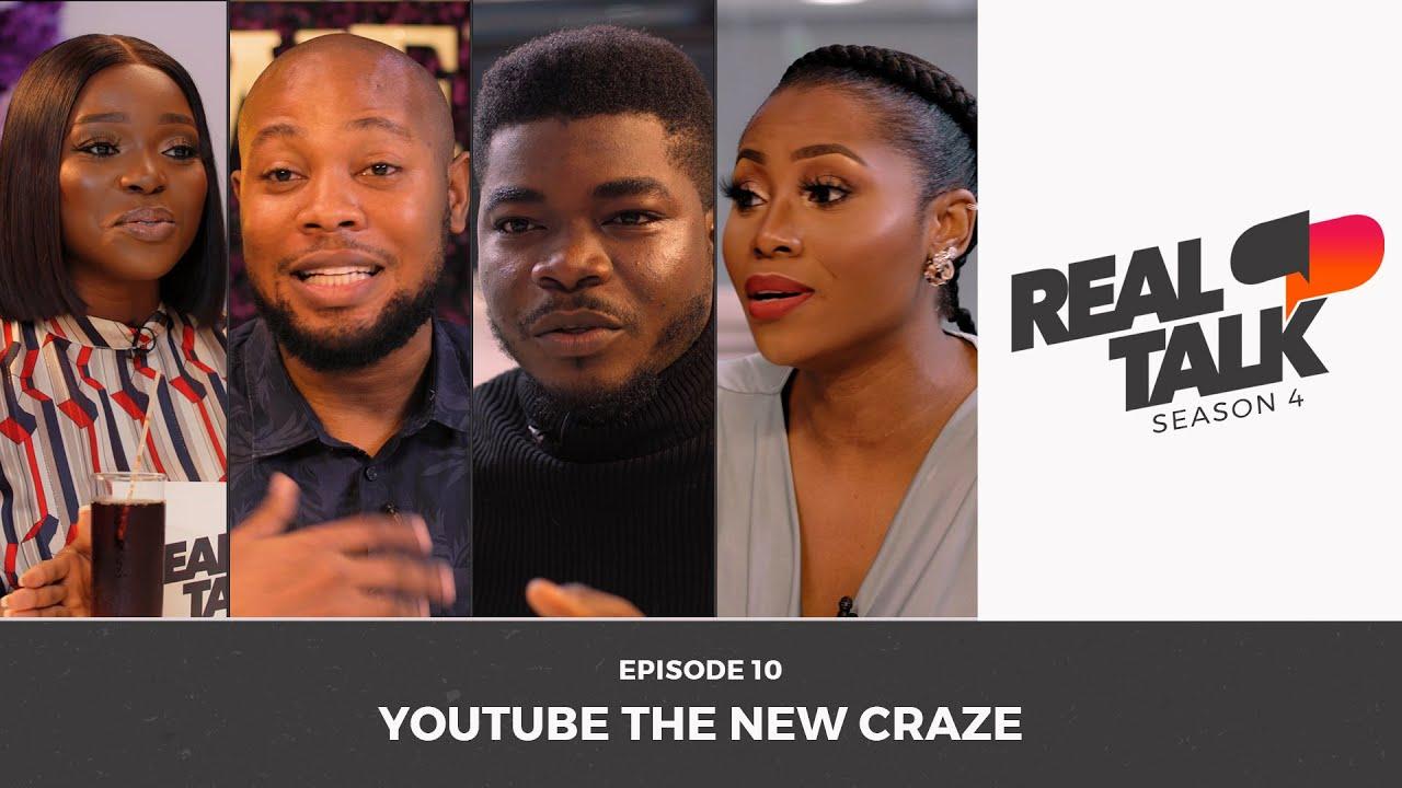 Dimma Umeh, Eric Okafor & Fisayo Fosudo talk Content Creation on the Final Episode of #NdaniRealTalk Season 4