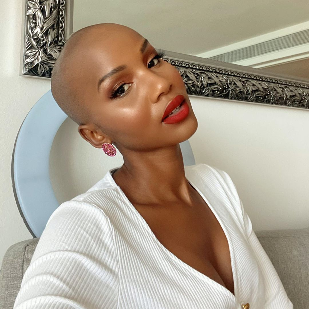 The Heartwarming Story Behind Miss South Africa's Stunning Shaved Hairstyle!