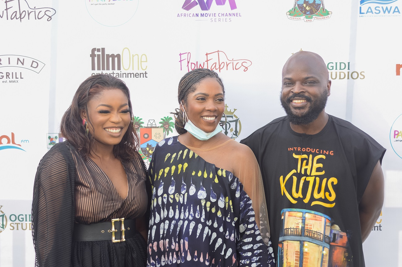 Here is how your Faves slayed on the Red Carpet of 'Introducing the Kujus' Movie Premiere
