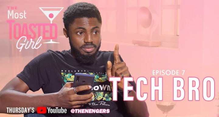 """It's Tech Bro Season in Episode 7 of """"The Most Toasted Girl"""""""