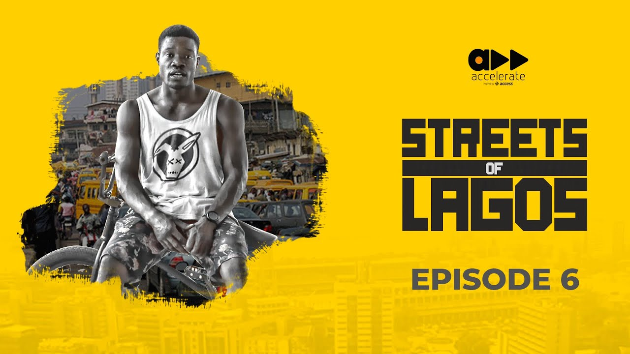 """Go on a Journey of Adventure with Tope a.k.a Starboy BMX on Episode 6 of """"Streets Of Lagos"""""""