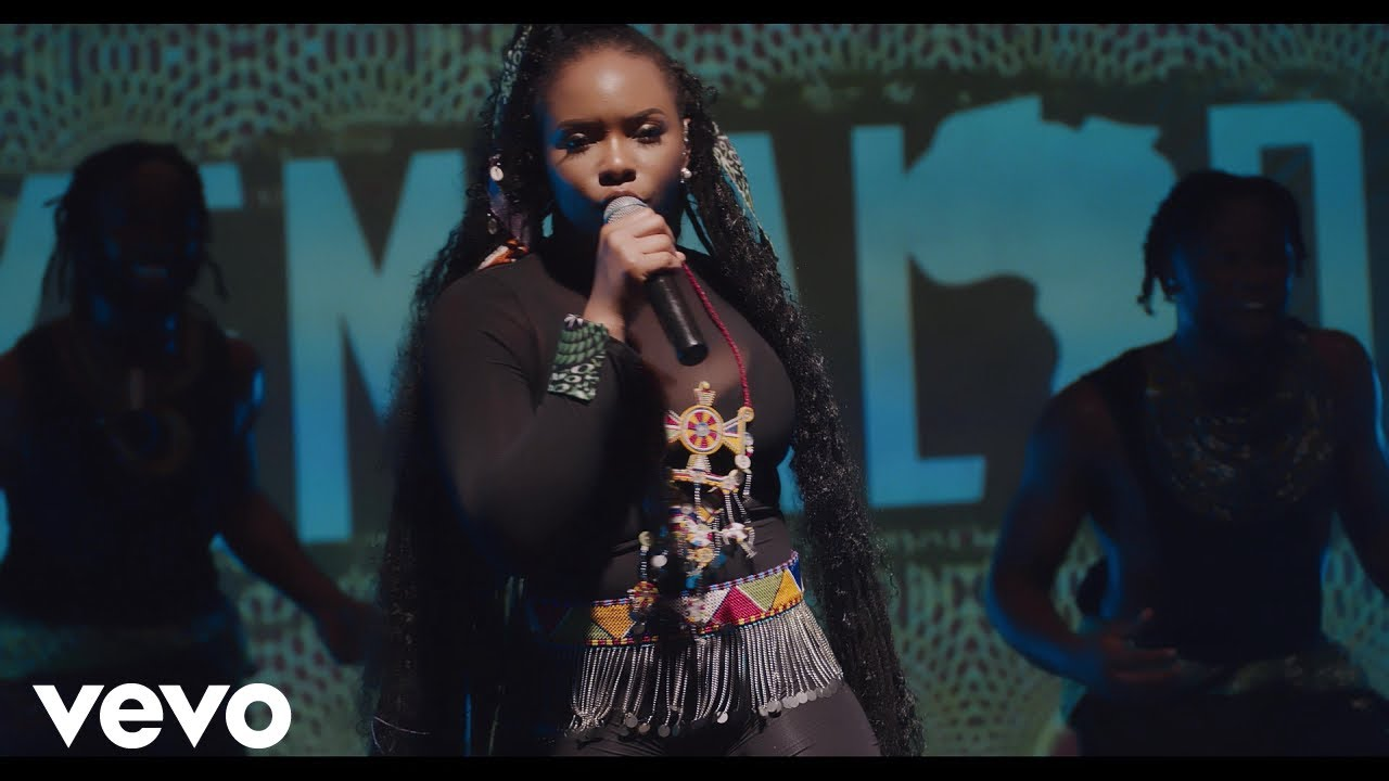 New Video: Yemi Alade – Day & Night (Live Session)