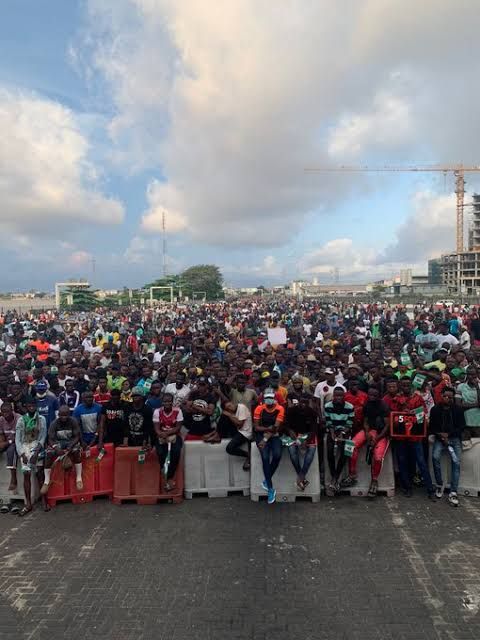 #EndSARS Protests: International Criminal Court begins Inquiry into Lekki Toll Gate Shooting