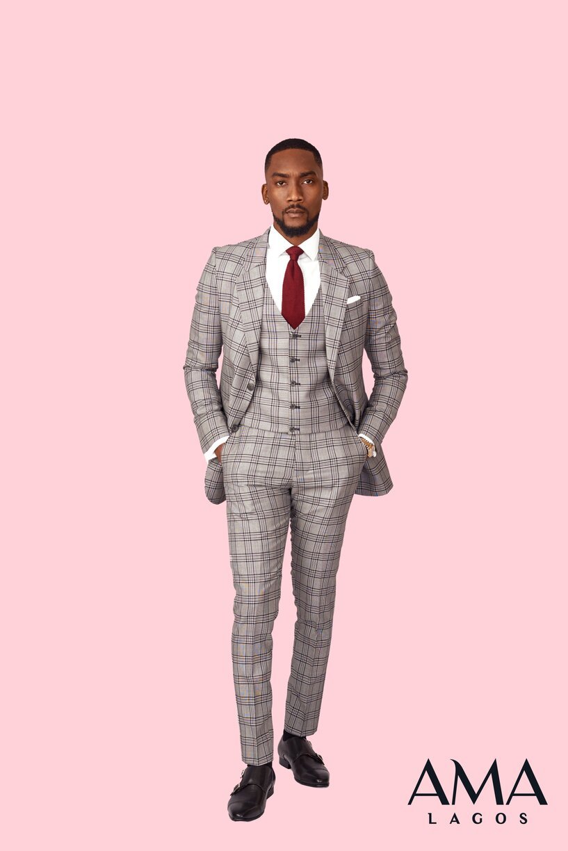 This New AMA Lagos Collection is a One-Stop Shop for the Corporate Man