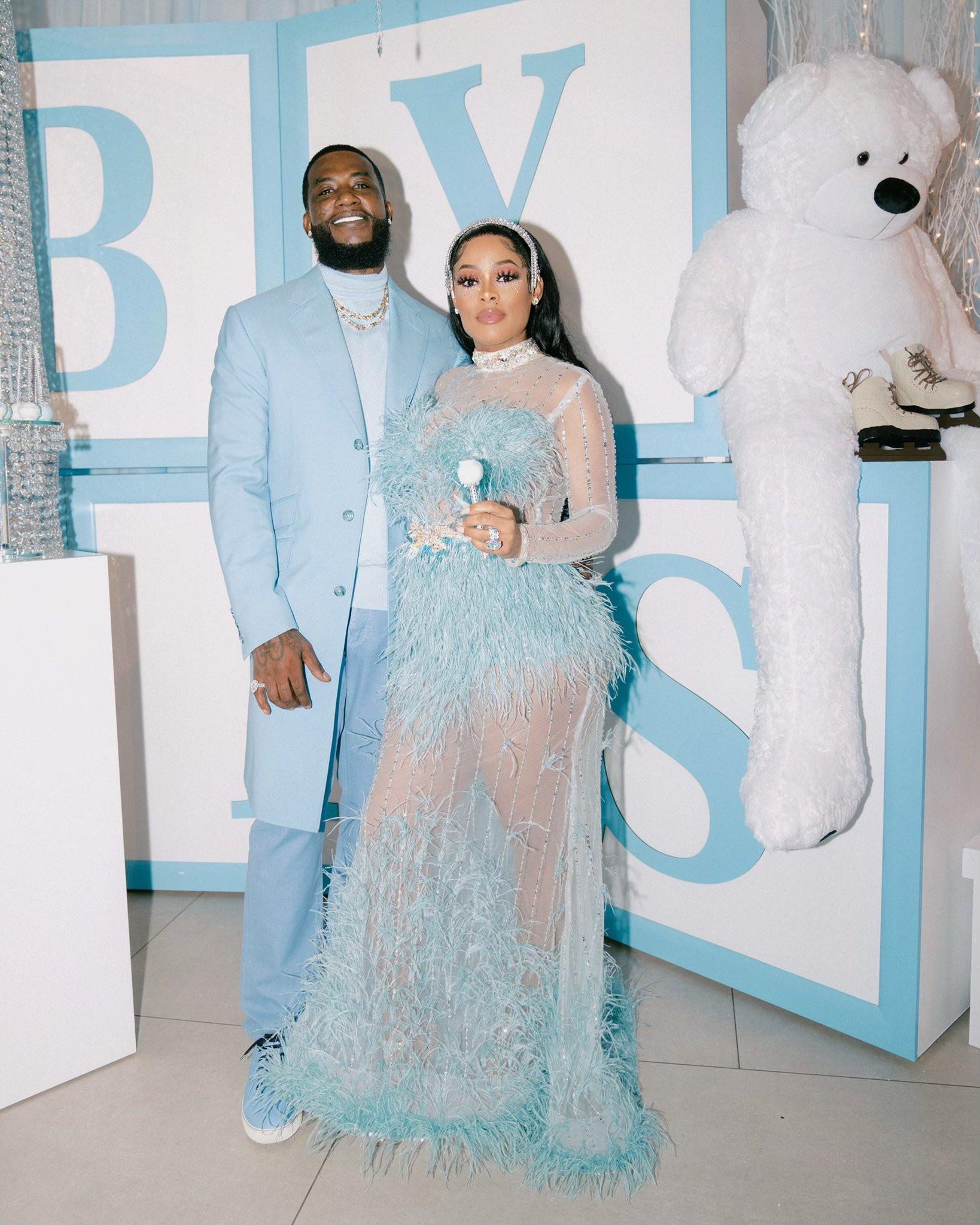 Gucci Mane & Wife Keyshia Ka'oir Have Welcomed their Baby Boy
