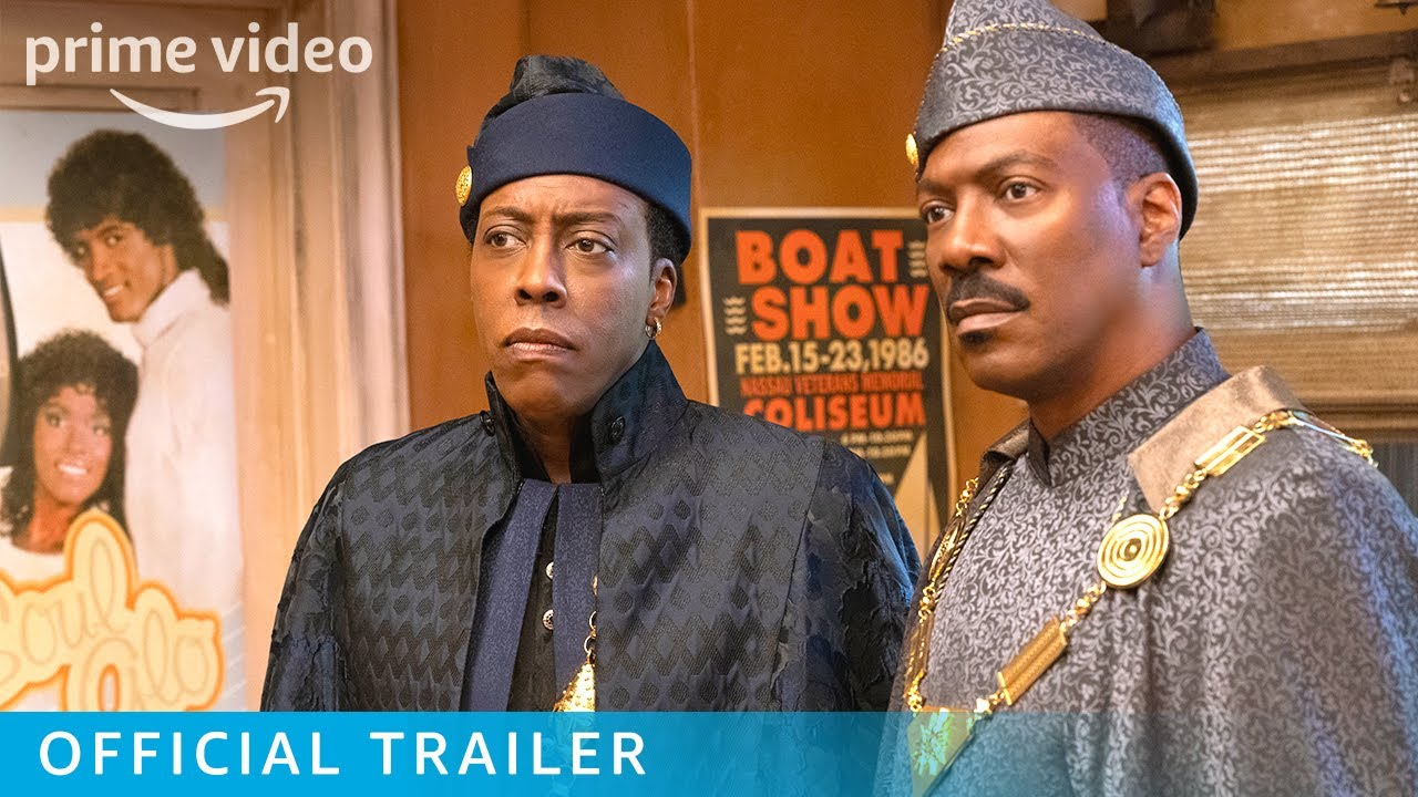 Coming to America 2 Official Trailer for Amazon Prime Premiere Date