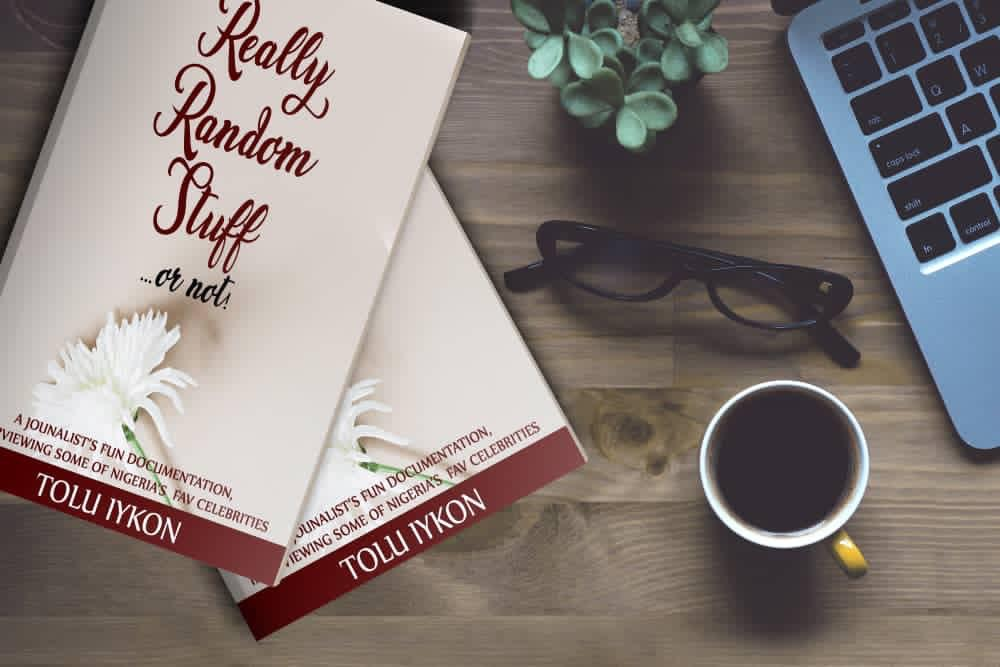 """Tolu Iykon's """"Really Random Stuff"""" Documents Her Experience Interviewing our Favourite Celebrities"""