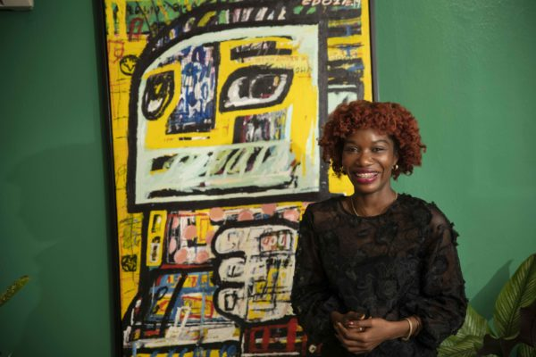 Estelle Dogbo: Your Guide to Purchasing your First Artwork