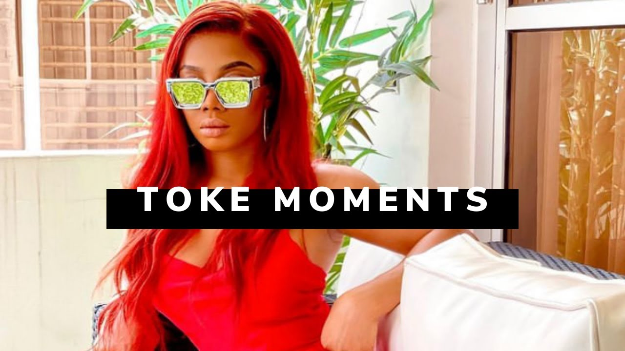 """Toke Makinwa is All About Ladies Becoming Extremely Wealthy on this Episode of """"Toke Moments"""""""