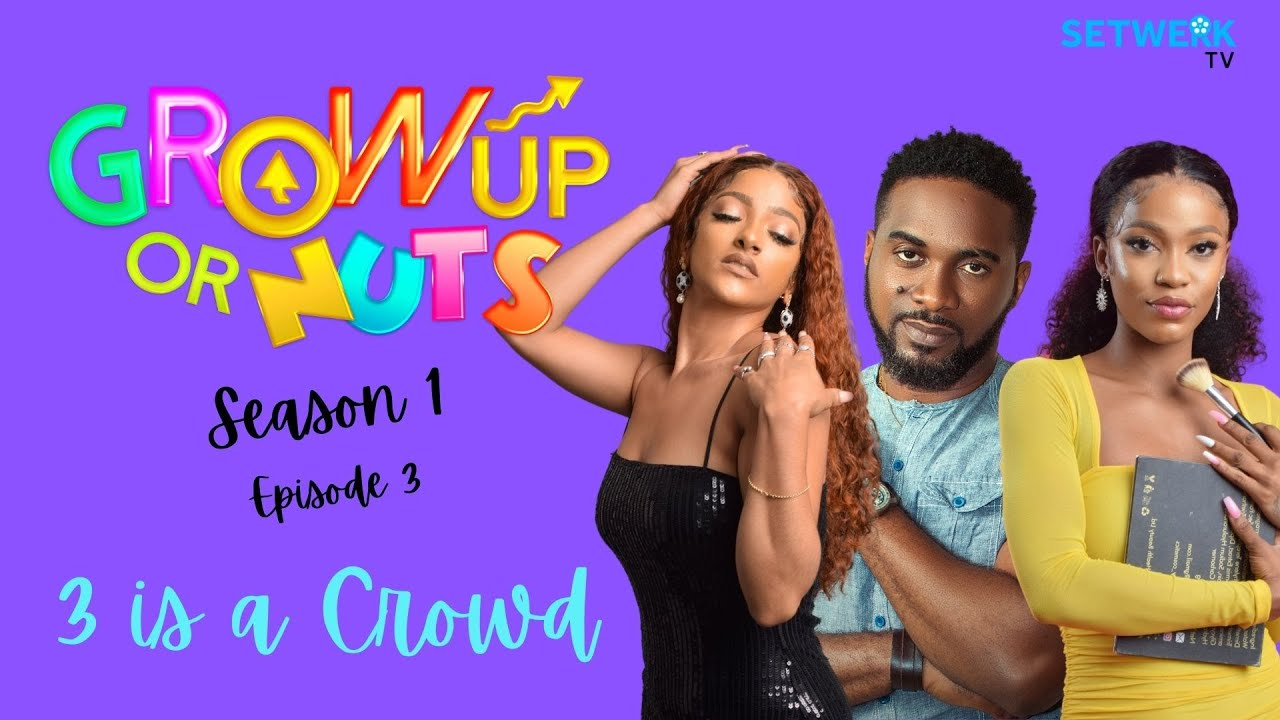 """It's Love Life Struggle for Reki & Mudi on Episode 3 of """"Grow Up Or Nuts"""""""