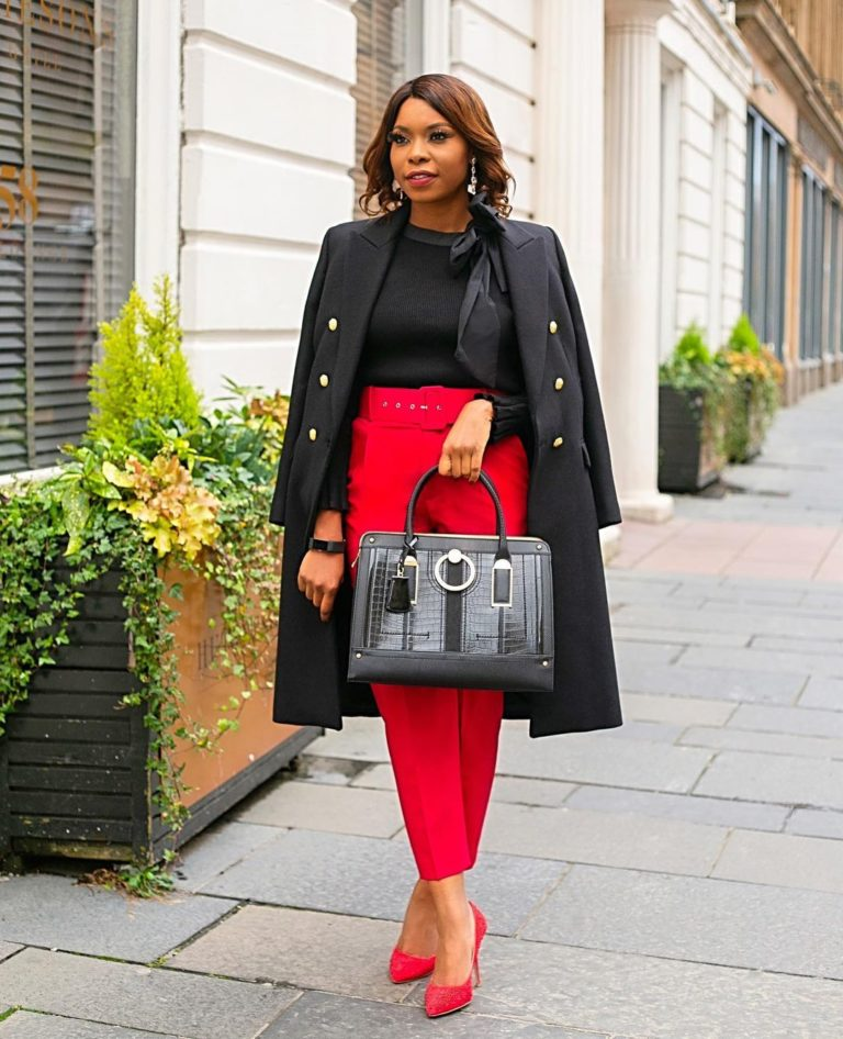 Here Are 7 Elegant Looks To Copy From Tamara Adeyeba This Week