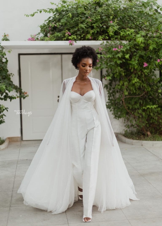 "BN Bridal: The Imad Eduso ""Ara Iyawo"" Bridal Collection Has Got Something For Every Bride"