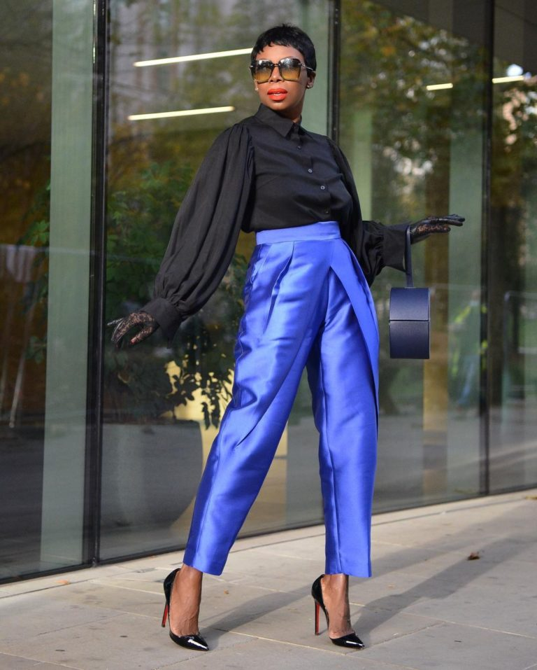 Sade Akinosho's Style Guide To Looking Chic 7 Days Of The Week