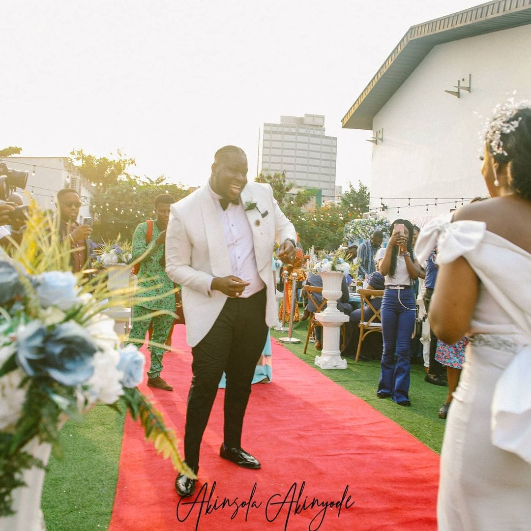 Shody & his bae are Married! See their Wedding Photos | BellaNaija
