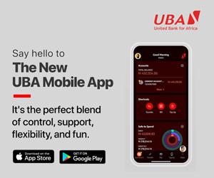 UBA new mobile app