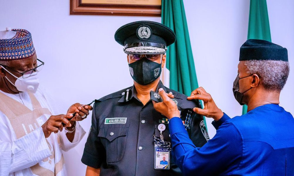 What You Should Know About the New Acting Inspector-General of Police Usman  Baba Alkali | BellaNaija