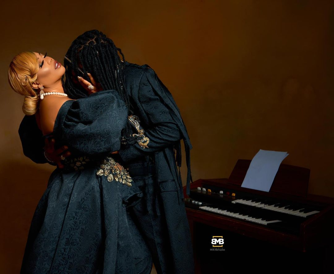 Toyin Lawani Pre-Wedding Pictures | Fab.ng