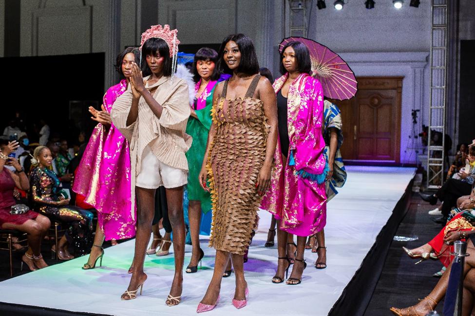 LoveFromJulez X Martell gave a stunning Fashion Sh... Image