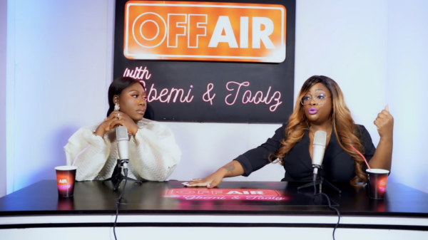"Episode 5 of ""OffAir with Gbemi & Toolz"" Season 3 addresses 'Love in the 21st Century'"