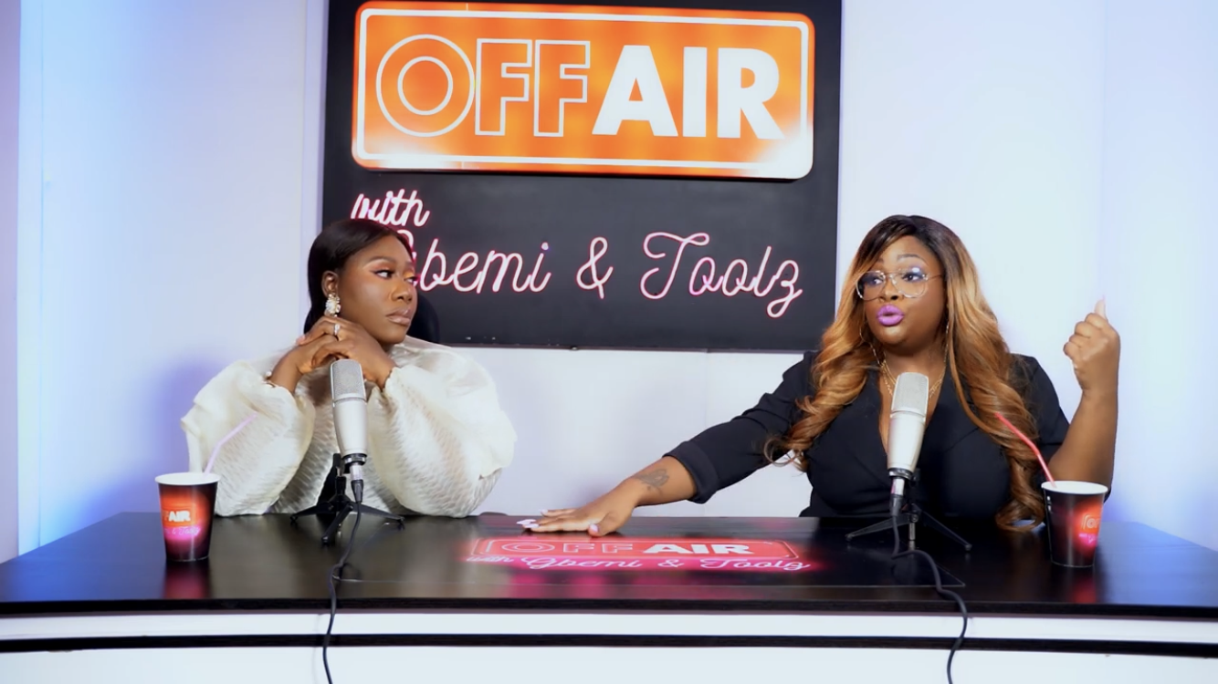 """Episode 5 of """"OffAir with Gbemi & Toolz... Image"""