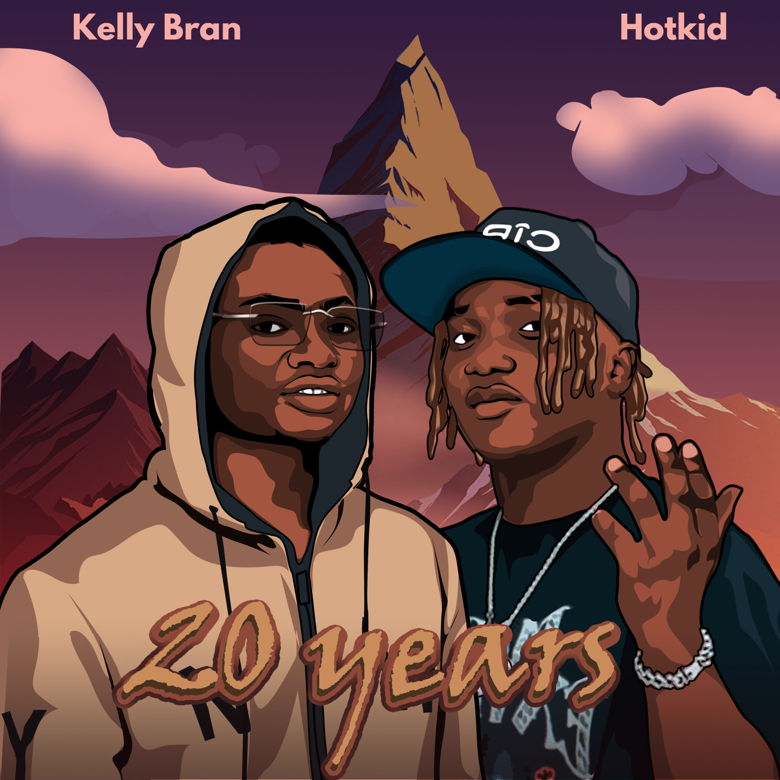 New Music: Kelly Bran feat. Hotkid – 20 Year... Image