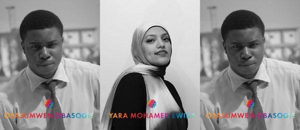 Swarovski Foundation creative cohort includes Osasumwen Obasogie, Yara Mohamed Ewida & Ghislain Irakoze