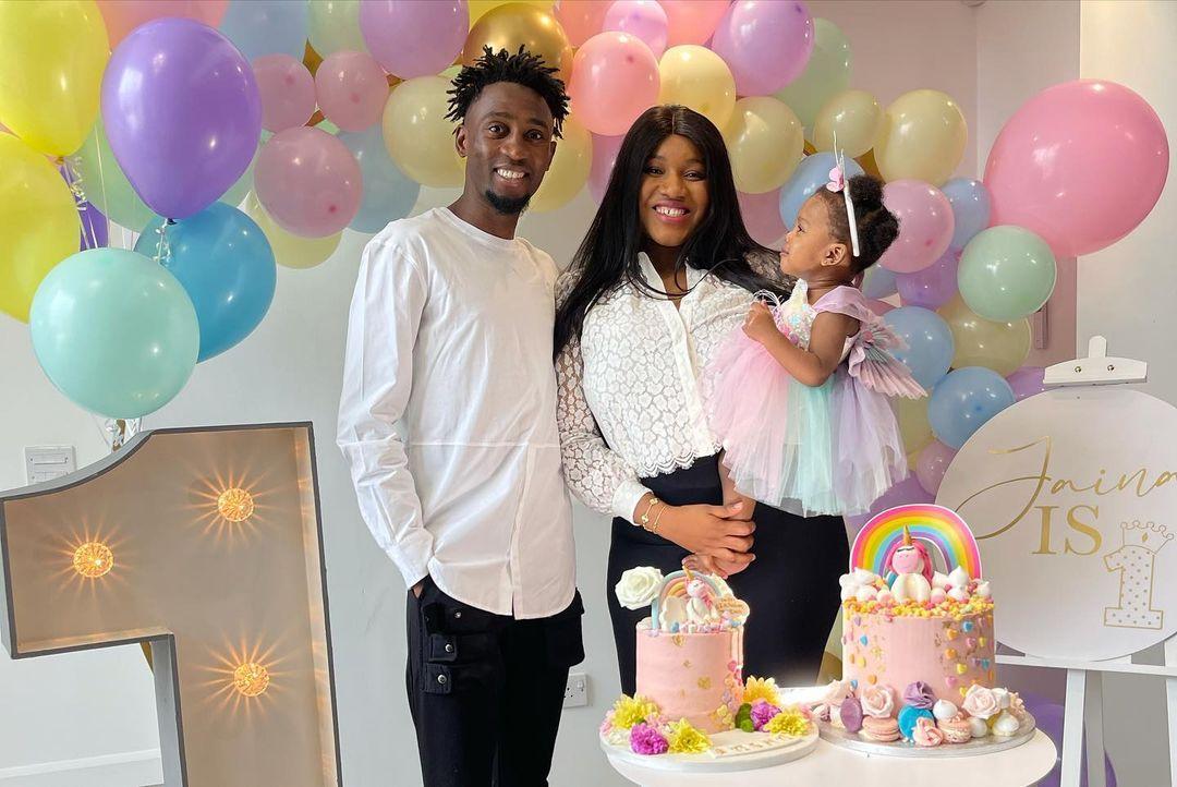 Chidinma & Wilfred Ndidi's Princess, Ja... Image