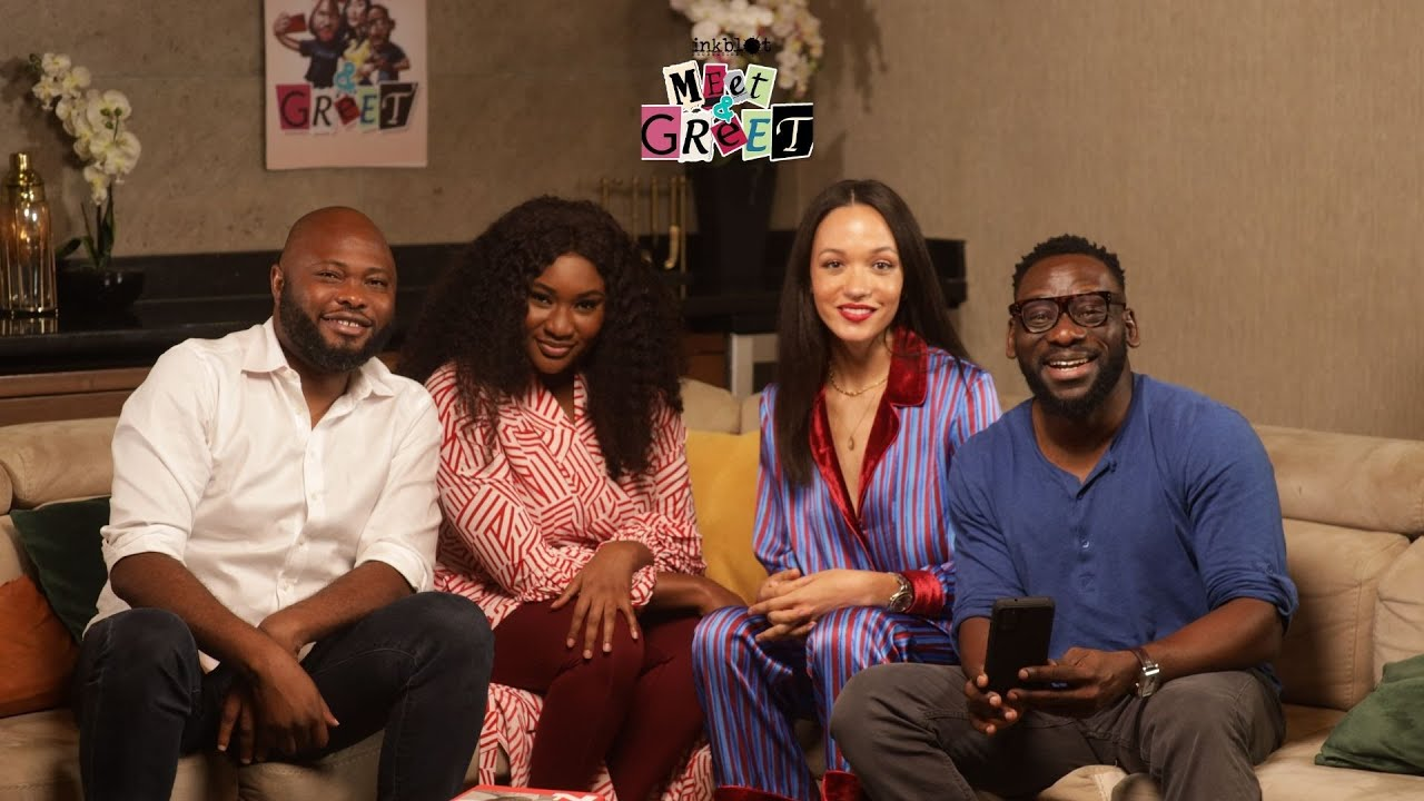 "Eku Edewor talks Being In Front & Behind the Camera in Episode 9 of Inkblot's ""Meet & Greet"" Podcast"