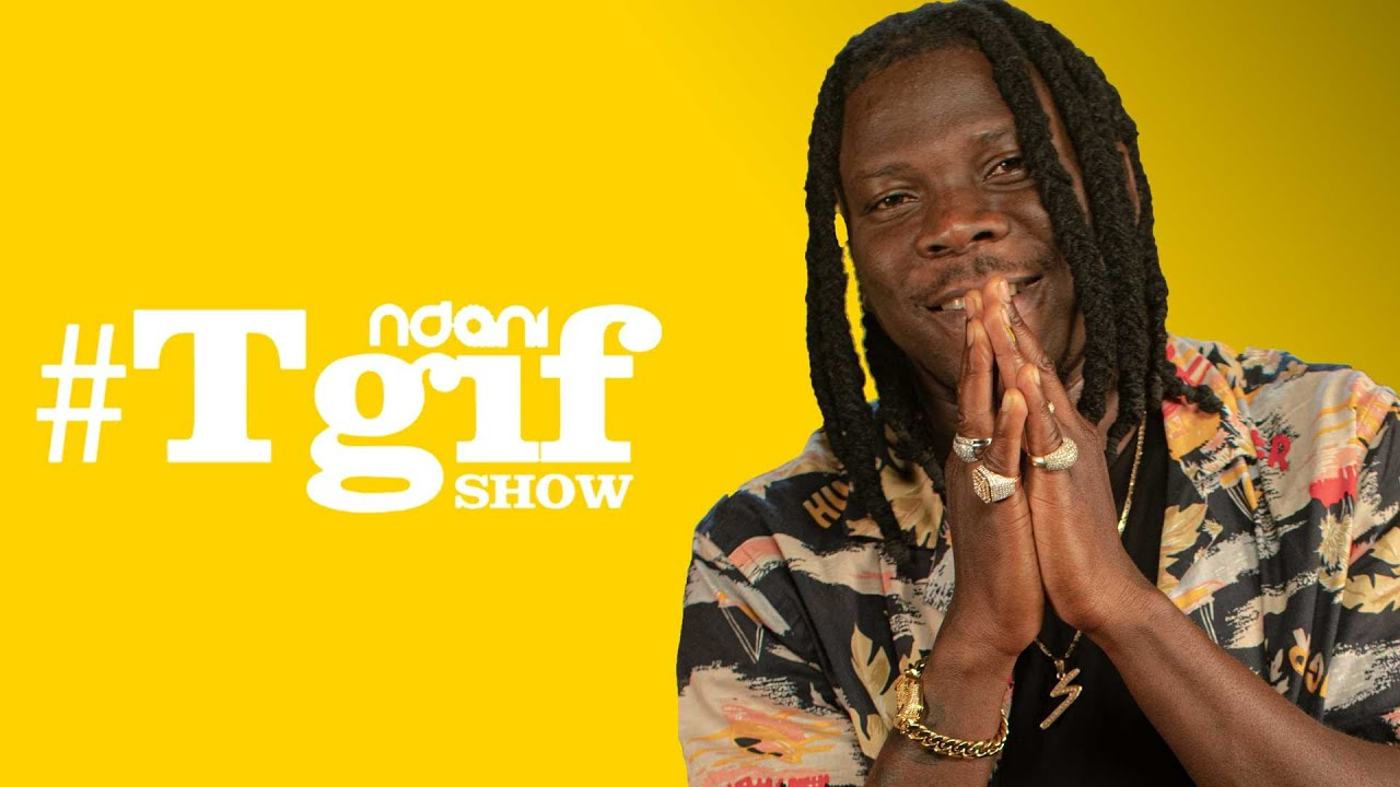 The TGIF Crew Put Stonebwoy to the Test in this Ep... Image
