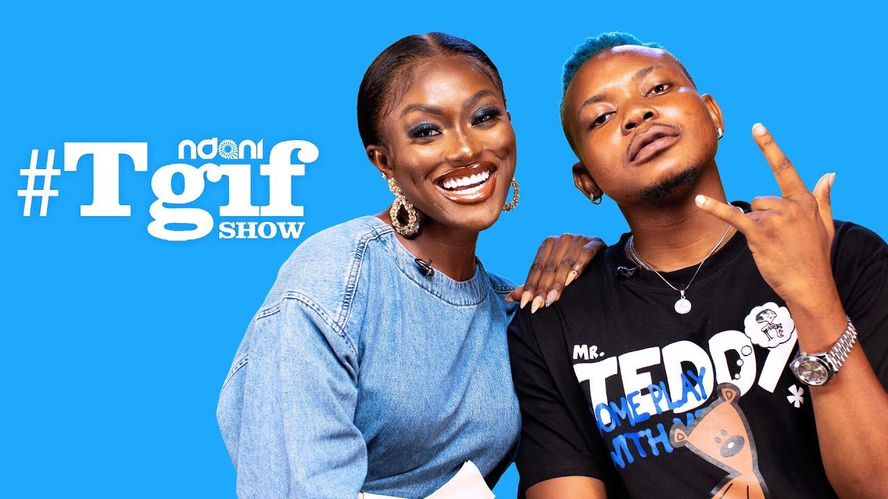 Linda Osifo & Olakira Take on the TGIF Crew in this Episode of Ndani TGIF Show