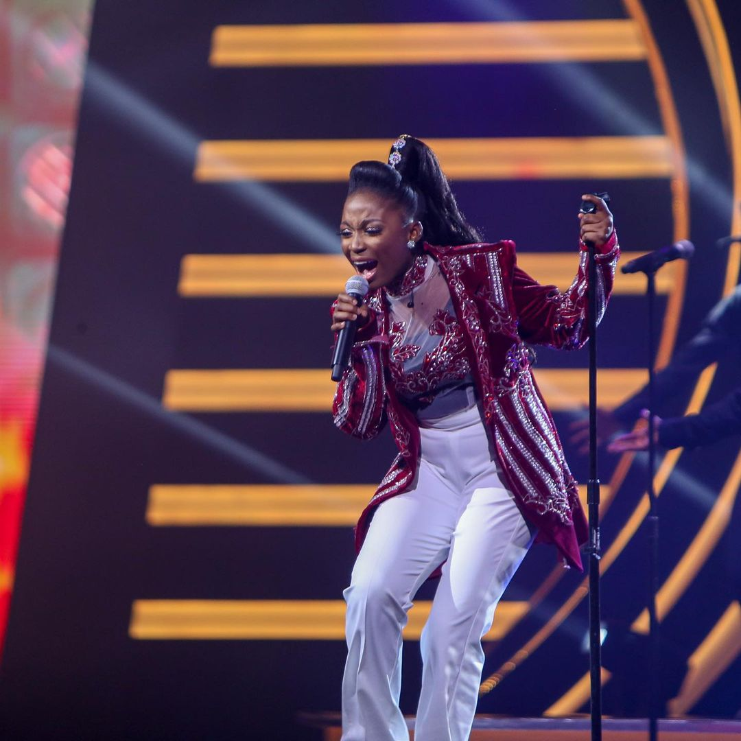 """And the Winner of """"The Voice Nigeria"""" Season 3 is… Esther!"""