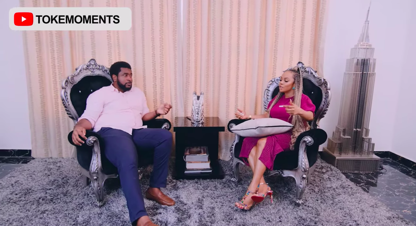 """A Deep Conversation on Marriage & Spirituality on """"Toke Moments"""" with Pastor Kingsley"""